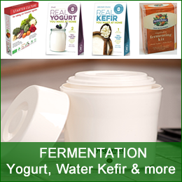 Fermentation Products - Yogurt, Milk Kefir