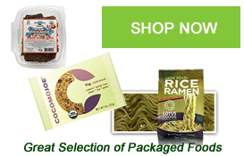 Shop packaged foods