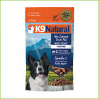 K9 Natural Beef Feast Food/Topper -142g