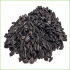 Sunflower Black Oilseed-unhulled (organic) 1kg
