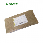PUREgrown Hemp Felt -6pk