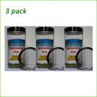 Glass Sprouter Jar 2 L - 3 pack