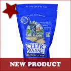 Celtic Sea Salt, Light Grey, Vital Mineral Blend 454g (1lb)