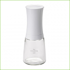 The Everything Mill - Adjustable Ceramic Grinder (white)