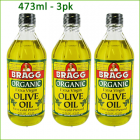 Extra Virgin Olive Oil - 473 ml x3