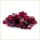 Cranberries sweetened w/apple juice-Dried (organic)-500g