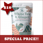 Kombucha Flavor Kit -White Tea, Ginger (November 2020)