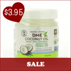 Alfpha MFG DME Coconut Oil Peppermint Flavor