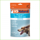 K9 Natural Supplement Beef Green Tripe -75g