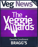 veggie awards