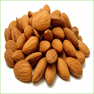 Almonds (organic)-500g - Click Image to Close