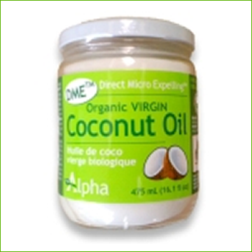 Coconut Oil -475 ml - Click Image to Close
