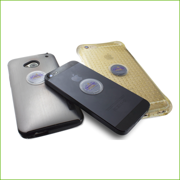 Tachyon Cell Phone Protection Disk -3pk (PC-MD3) - Click Image to Close