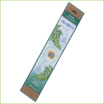 Auromere Ayurvedic Incense - COSTEN - Click Image to Close