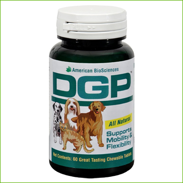 DGP - Dog & Cat Joint supplement - Click Image to Close