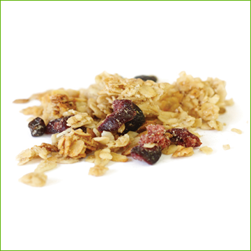 Granola (organic) (Berry Infusion) 400g - Click Image to Close