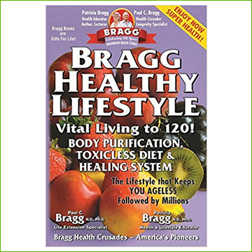 Bragg - Healthy Lifestyle - Click Image to Close