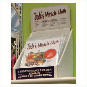 Jude's Miracle Cloth - Click Image to Close