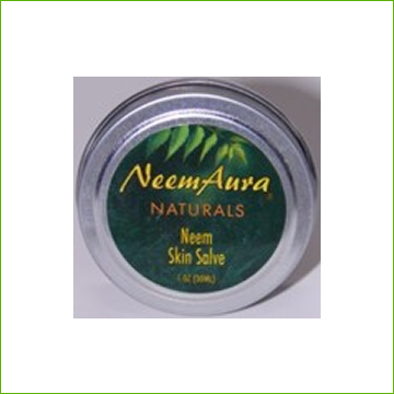 Neem Skin Salve -1oz - Click Image to Close