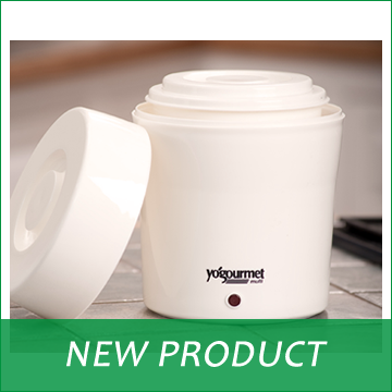 Yogourmet Multi Yogurt Maker - Click Image to Close
